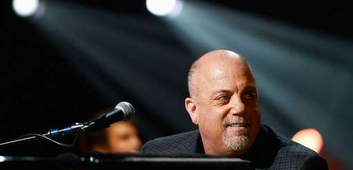 Billy Joel's band from the '70s and '80s