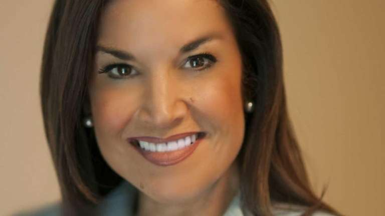 Alicia Jabbour of Smithtown has been named CEO