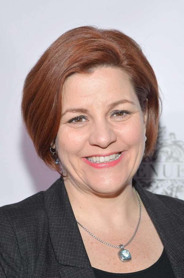 New York City Council Speaker Christine Quinn attends