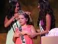 Kaitlyn Keisner, 9, of Coram, is crowned Miss