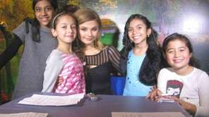 "Actress Stefanie Scott from the Disney Show ""A.N.T."