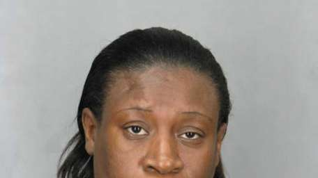 Marie Augustin, 42, of Westbury, has admitted to