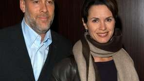 Marc Cohn and Elizabeth Vargas.