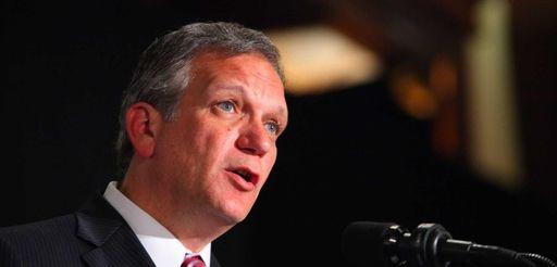 Nassau County Executive Edward Mangano.
