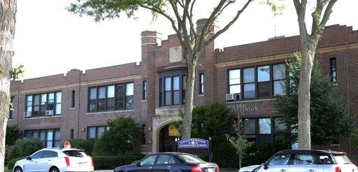 Chatterton Elementary School in Merrick on Thursday, Aug.