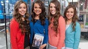 "From left, ""19 Kids & Counting"" sisters Jessa"