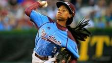 Mo'ne Davis threw a a complete-game shutout on