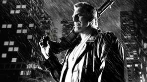 "Mickey Rourke stars in the newest ""Sin City"""