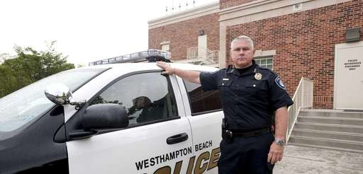 Former Westhampton Beach Village police chief Raymond Dean,