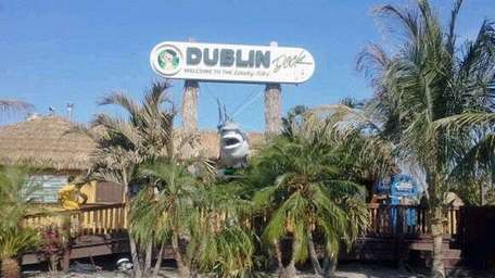 Dublin Deck in Patchogue will serve as both