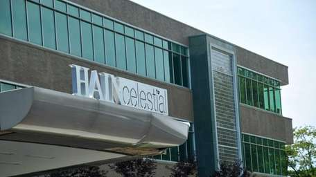 Hain Celestial's offices at 1111 Marcus Ave. in