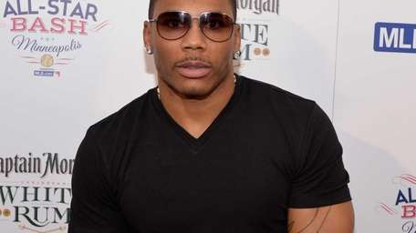 Rapper Nelly will appear in an Aug. 22