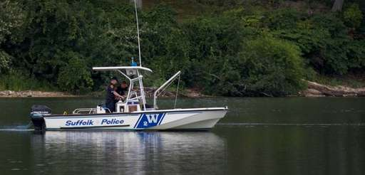 Police search for a missing kayaker -- identified