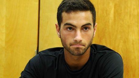 Noah Rubin attends the Johnny Mac Tennis Project