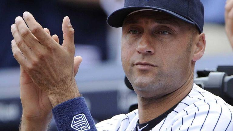 6e989d15b69 Derek Jeter will be final single-digit number retired by Yankees ...