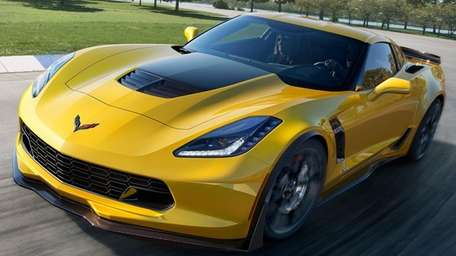 The opening price for the 2015 Corvette is