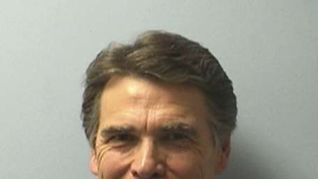 Rick Perry, governor of Texas, appears in a
