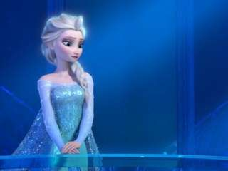 "Disney's musical ""Frozen"" is a girl-powered tale that"