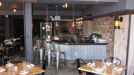 Grotta di Fuoco is a new Italian restaurant
