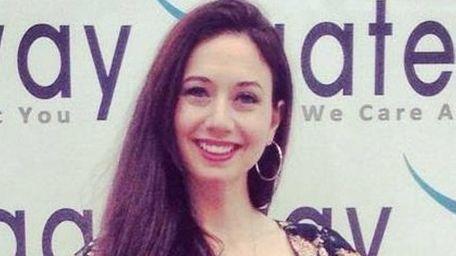 Alycia Michelle D'Avino of Babylon has joined Gateway