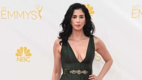 Sarah Silverman attends the 66th Annual Primetime Emmy