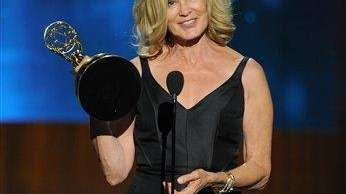 """Jessica Lange, of """"American Horror Story: Coven,"""" wins"""