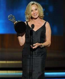 Jessica Lange, of ?American Horror Story: Coven,? wins