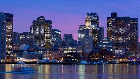 Drivers in Boston have car accidents most frequently,