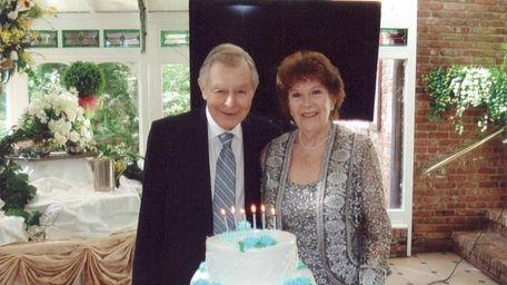 Herbert and Rita Wagner of New Hyde Park