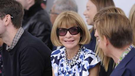 You don't have to be Anna Wintour to