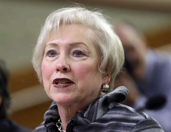 SUNY Chancellor Nancy Zimpher said Tuesday,