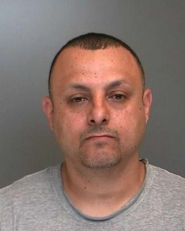 Juan Funes, 39, of Amityville, has been indicted