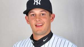 Jaron Long, a top pitching prospect in the