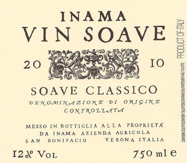 "The 2011 Inama ""Vin Soave"" Soave Classico DOC"