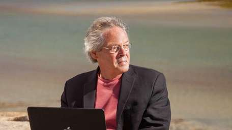 Longtime journalist Greg O'Brien's new book,