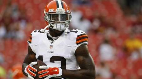 JOSH GORDON Cleveland Browns 1 year The NFL