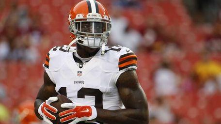 JOSH GORDON Cleveland Browns 1 year The NFL