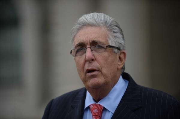 Former Nassau County Comptroller Howard Weitzman, seen on