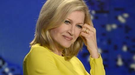 Diane Sawyer, who signed off on her last