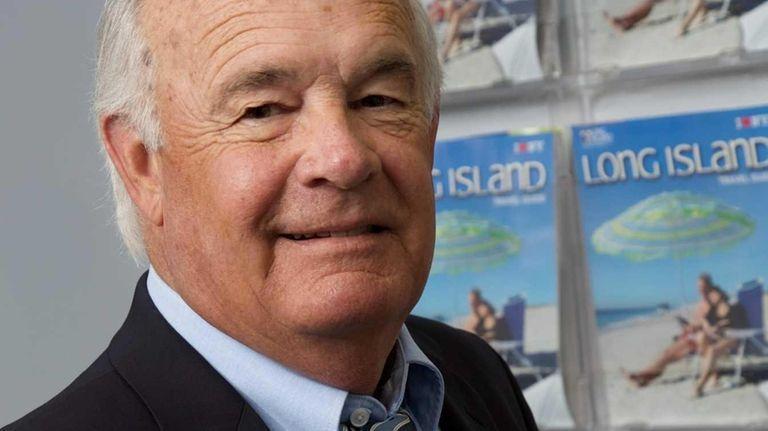 Moke McGowan, above, who is retiring as president