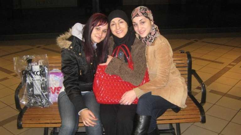 Ailina Tsarnaev is pictured in a photo supplied
