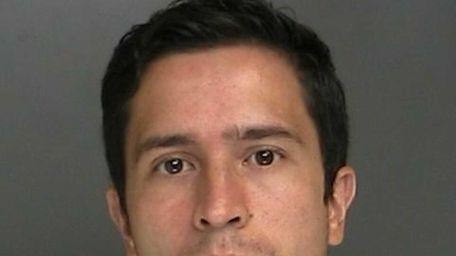 Juan Pablo Aguilar Varela, 32, of Mount Sinai,