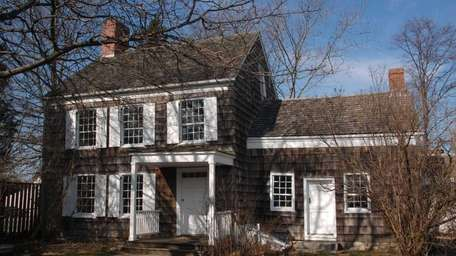 The Walt Whitman Birthplace State Historic Site in