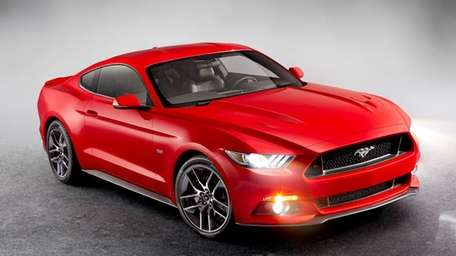 Ford has started production of the 2015 Ford