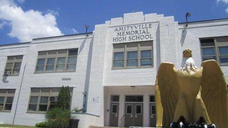 Amityville Memorial High School.