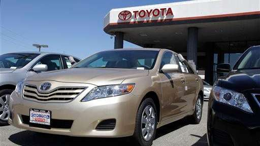 Auto Doc Faulty Camry Sideview Mirrors Can Be Fixed Newsday