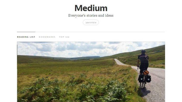 A blog publishing platform that is every bit