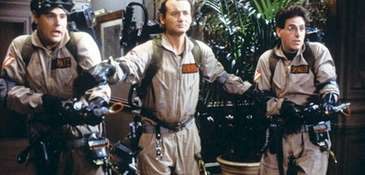 The 30th anniversary of the 'Ghostbusters' movie is