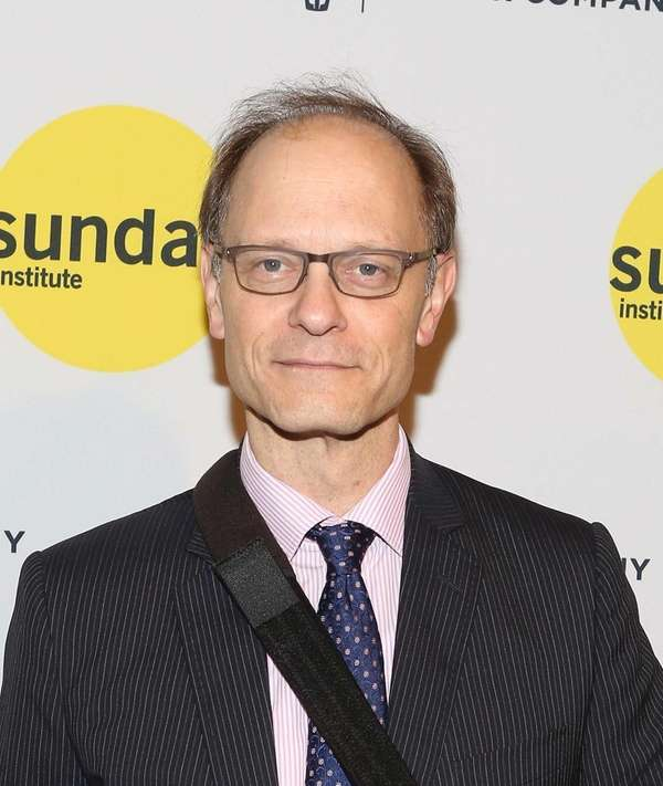 David Hyde Pierce attends the Sundance Institute Vanguard