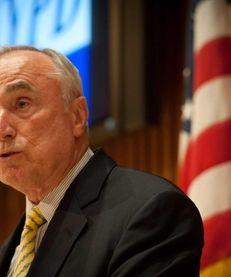 New York Police Commissioner William Bratton discusses crime